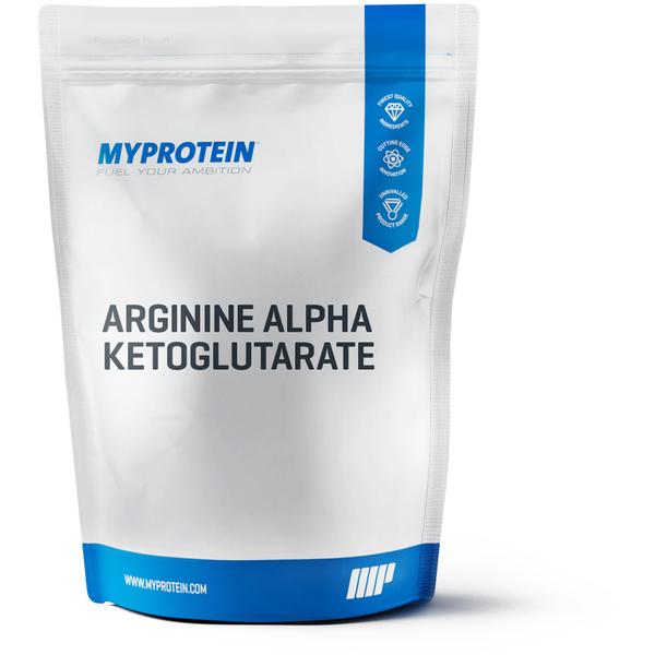 Image of Arginine Alpha Ketoglutarate Instantised - 250G - MyProtein 5055534303238