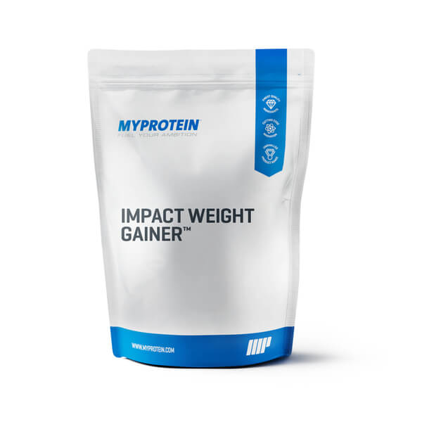 Image of Impact Weight Gainer - Chocolate Smooth 5kg - MyProtein 5056104572429