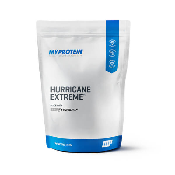 Image of Hurricane Extreme, Chocolate Smooth, Pouch, 5kg - MyProtein 5056104572115