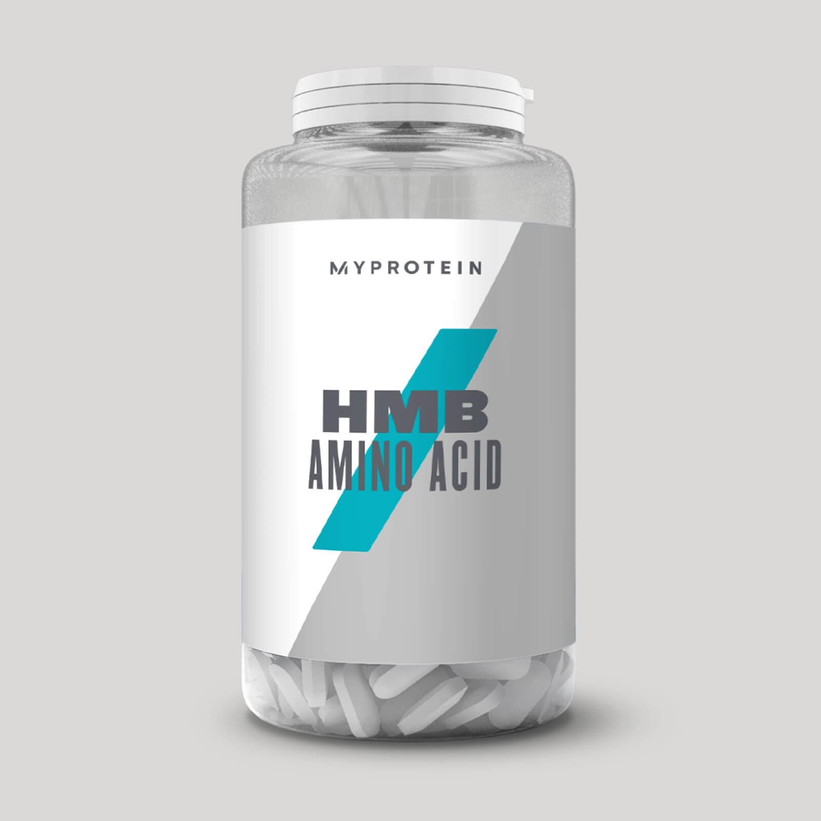 Image of HMB Amino Acid 180 Tabs - Myprotein 5055534309872