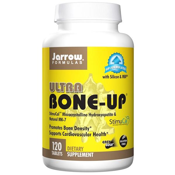 Image of Ultra Bone-Up (120 tablets) - Jarrow Formulas 0790011040040