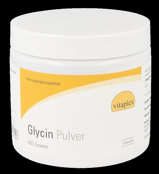 Glicina polvere (400 grams) Vitaplex