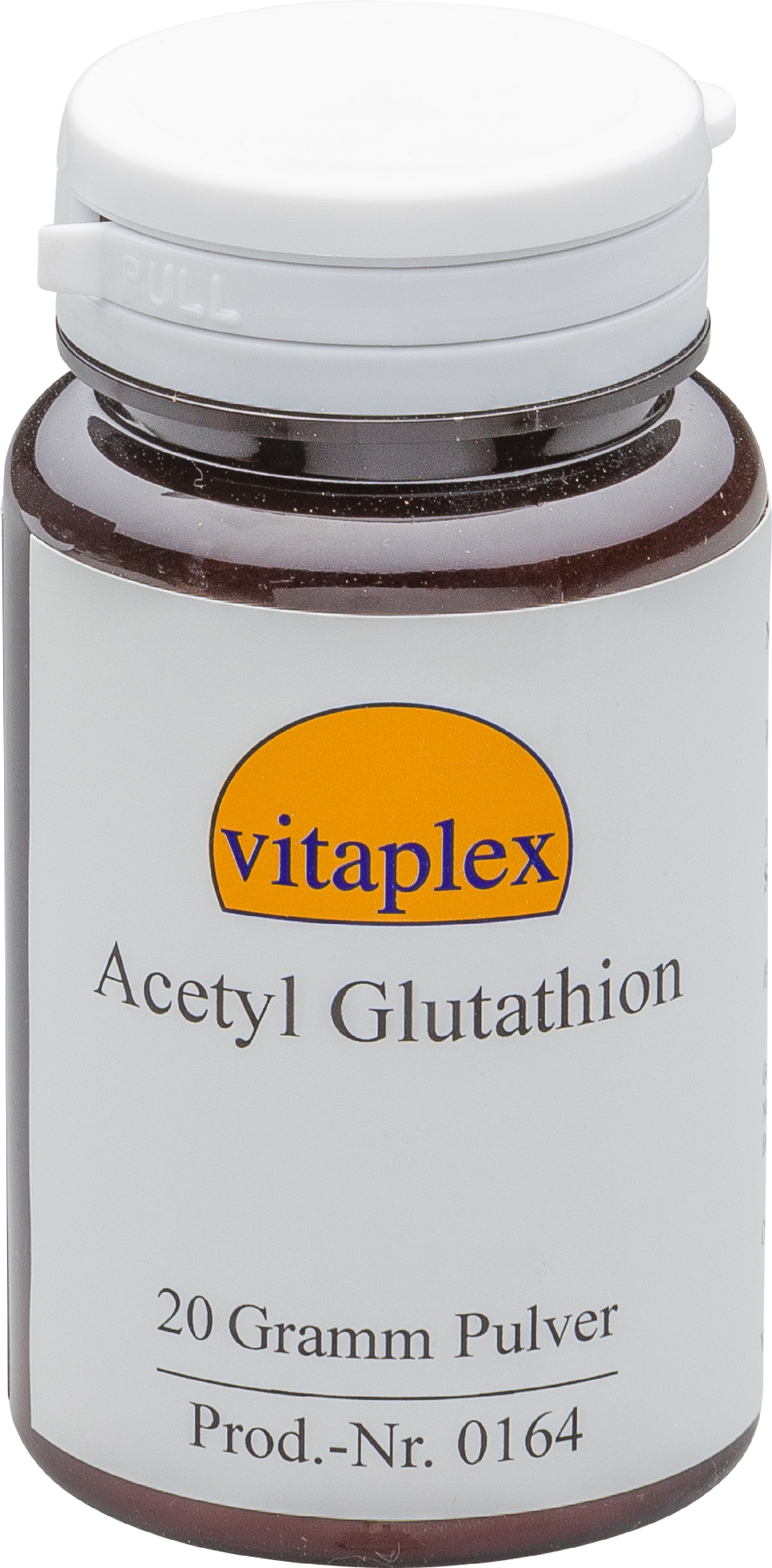 Acetile Glutathion polvere (polvere di 20 grammi) Vitaplex