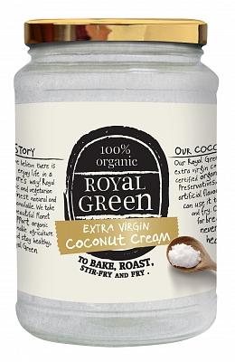 Image of Natural Coconut Oil Extra Virgin (1,4 liter) - Royal Green 8710267730313