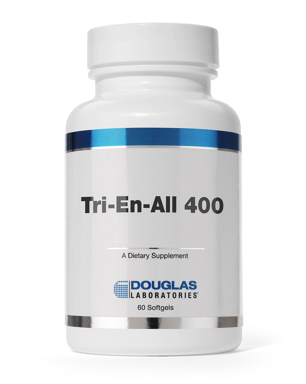 Image of Tri-En-All 400 (60 capsule) - Douglas Laboratories 8713975991625