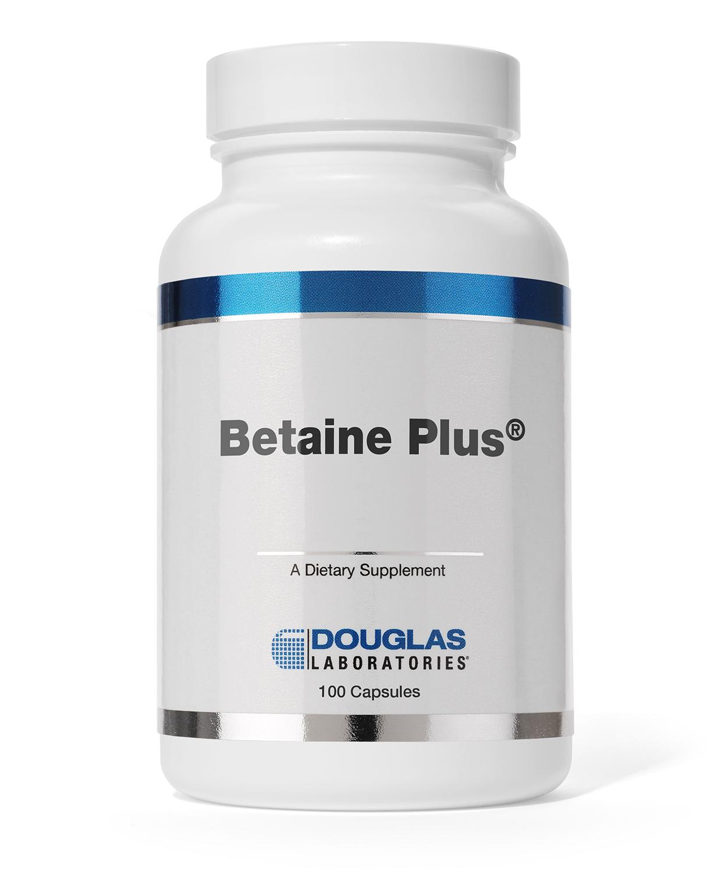 Betaina Plus (100 capsule) Douglas Laboratories