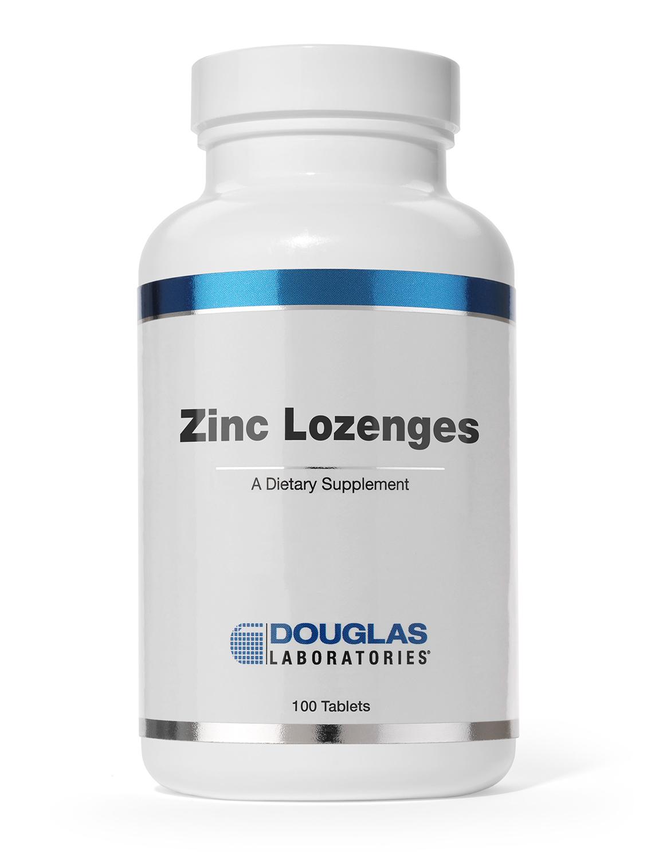 Image of Pastiglie di zinco (100 pastiglie) - Douglas Laboratories 8713975900603