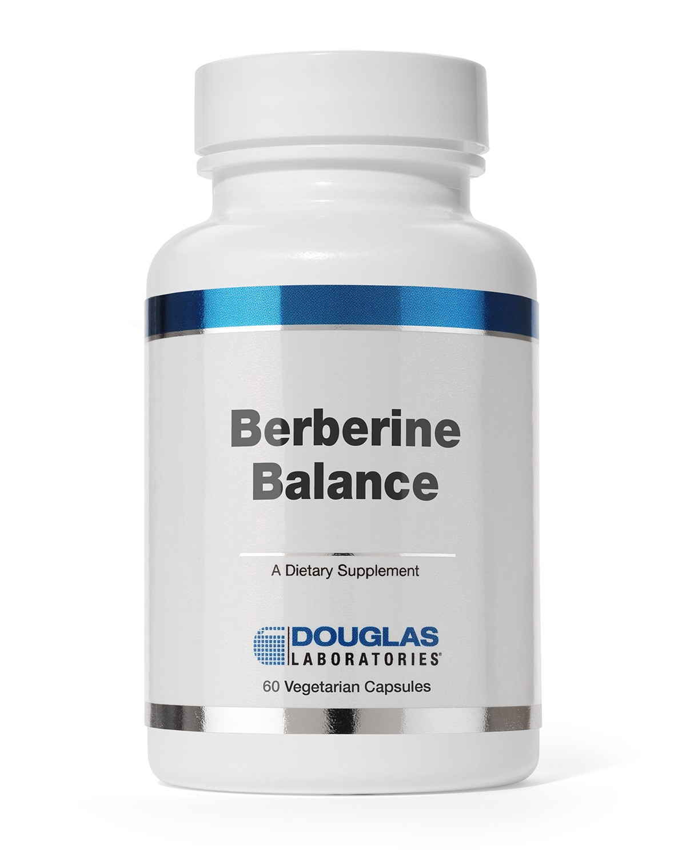 Image of Douglas Laboratories,Equilibrio 60NL berberina 8713975901570
