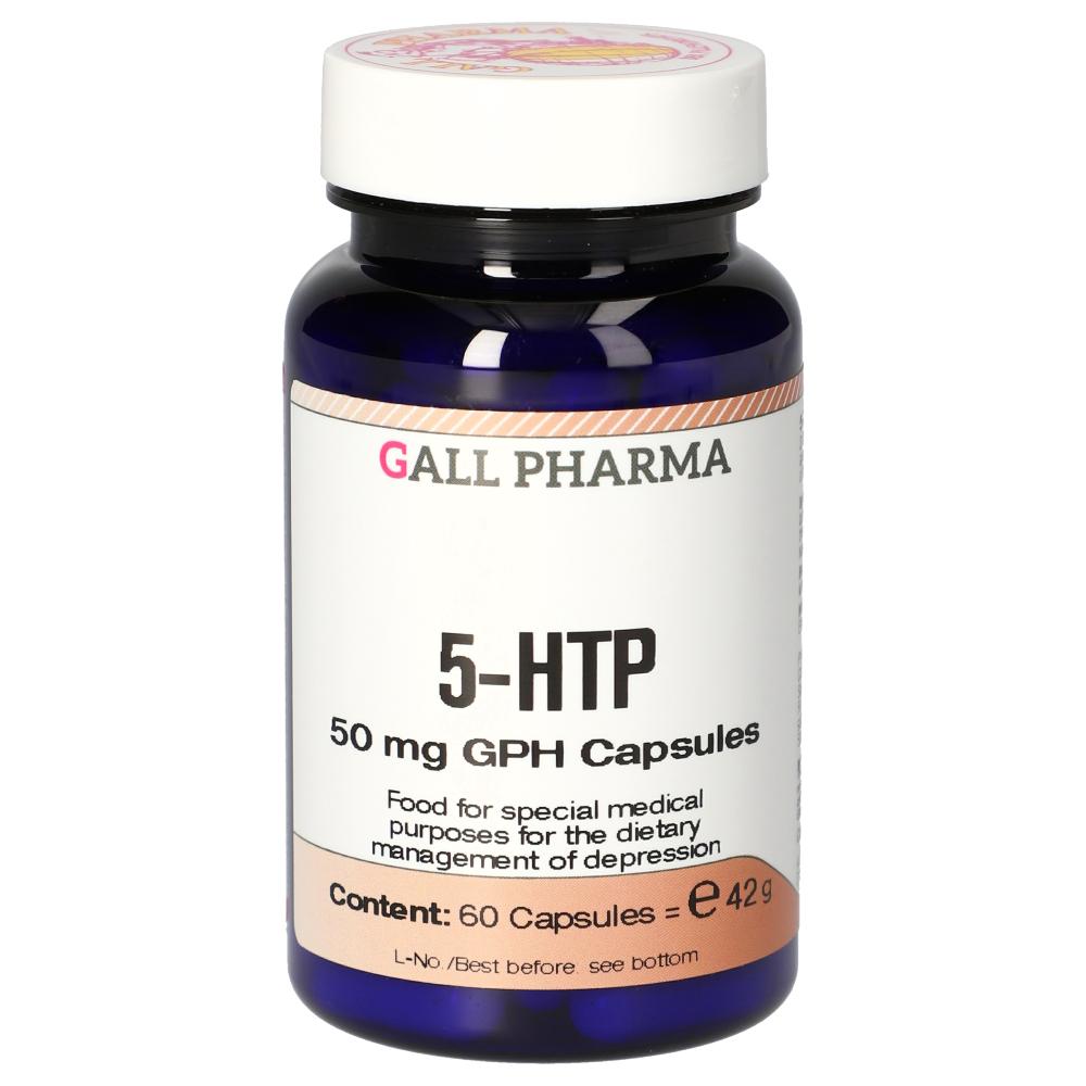 5 HTP 50 mg GPH (60 Capsules) Gall Pharma GmbH