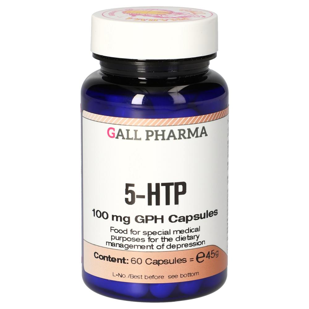 5 HTP 100 mg GPH (60 Capsules) Gall Pharma GmbH