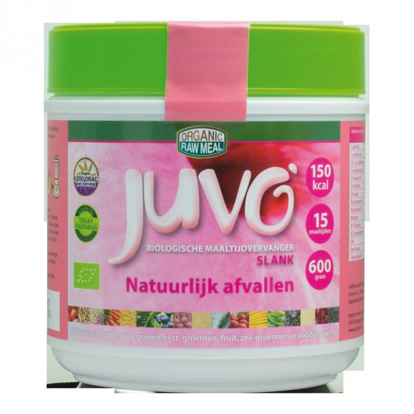Image of Juvo organic raw meal slim (600 grams) - Juvo 0898938001042