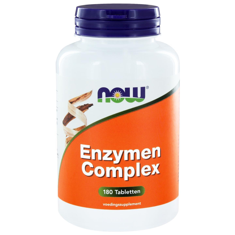 Image of Now Foods, gli enzimi Super, 180 compresse 0733739101341