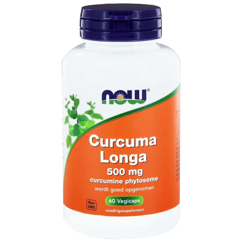 Image of Now Foods, Bio-curcumina Phytosome, 60 Vcaps 0733739113351