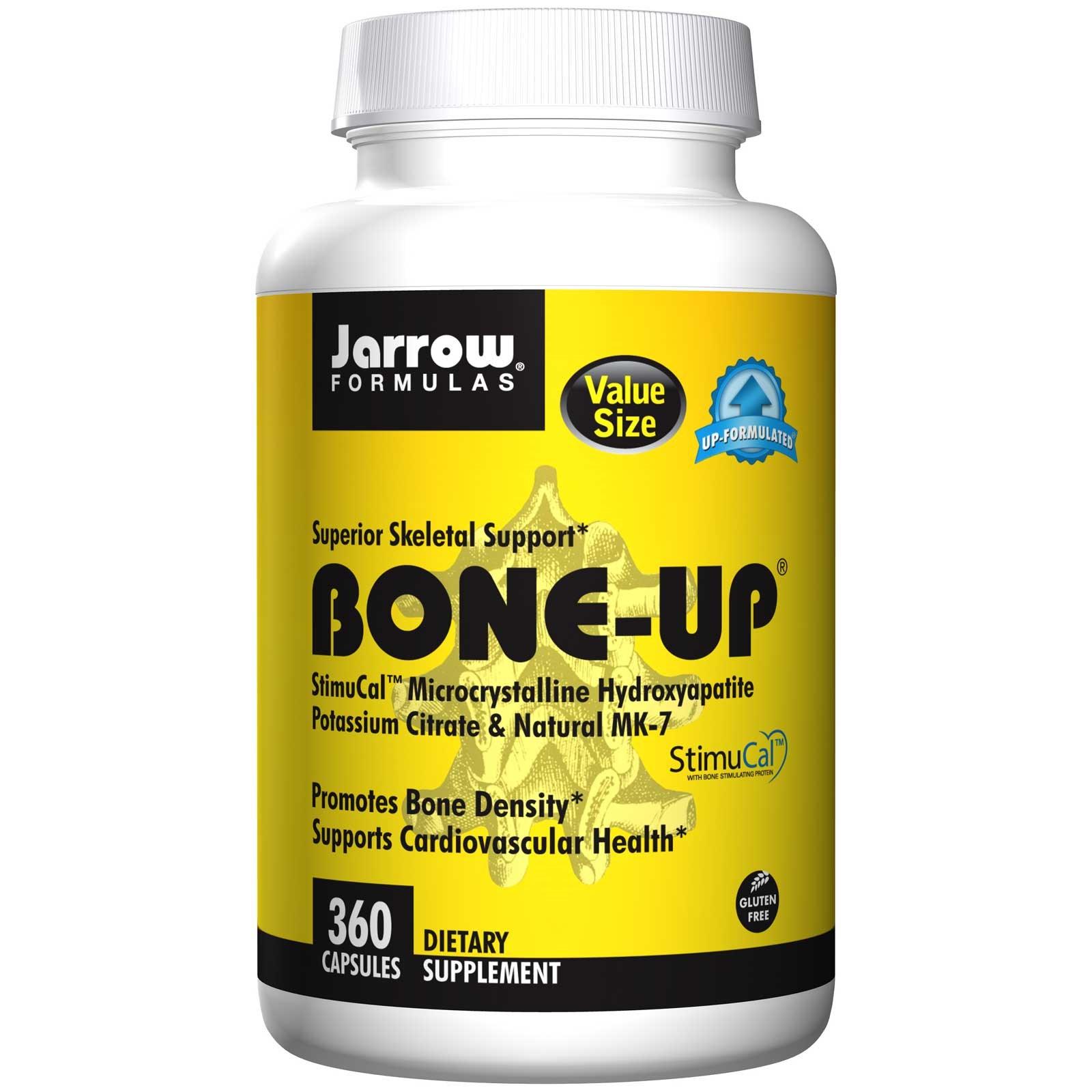 Image of Bone-Up (360 Capsules) - Jarrow Formulas 0790011048053