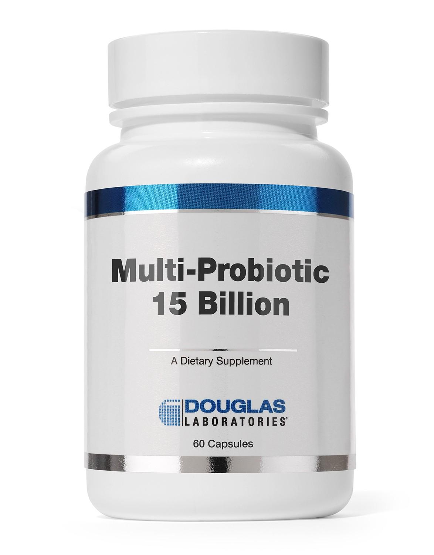 Image of Douglas Laboratories, Multi-probiotici 15 miliardi, 60 capsule 8713975905165