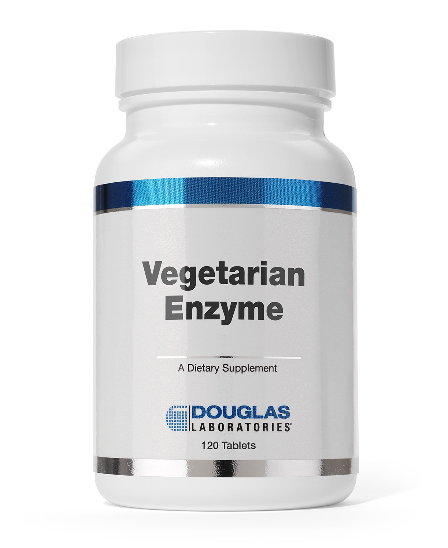 Image of Douglas Laboratories, Vegetariana enzima (60 compresse) 8713975991274