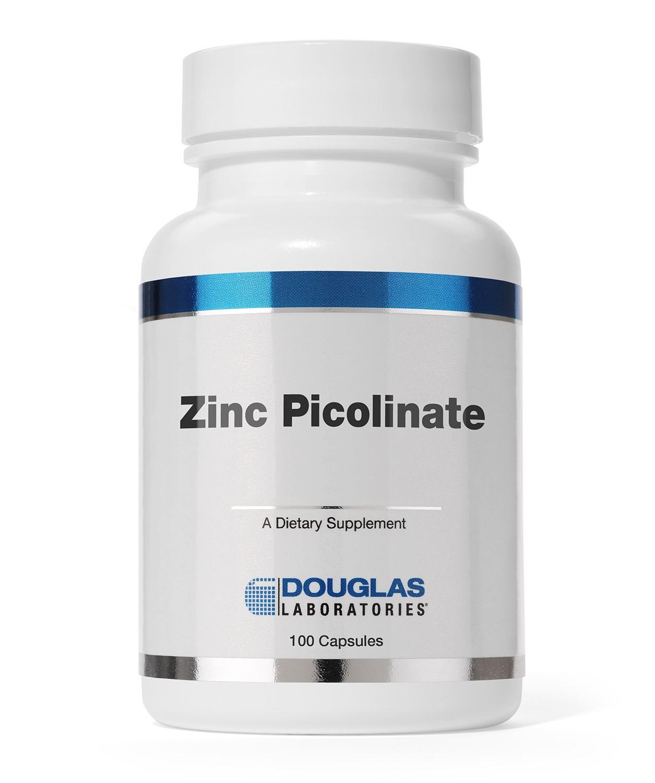 Douglas Laboratories, Zinco picolinato (100 capsule)