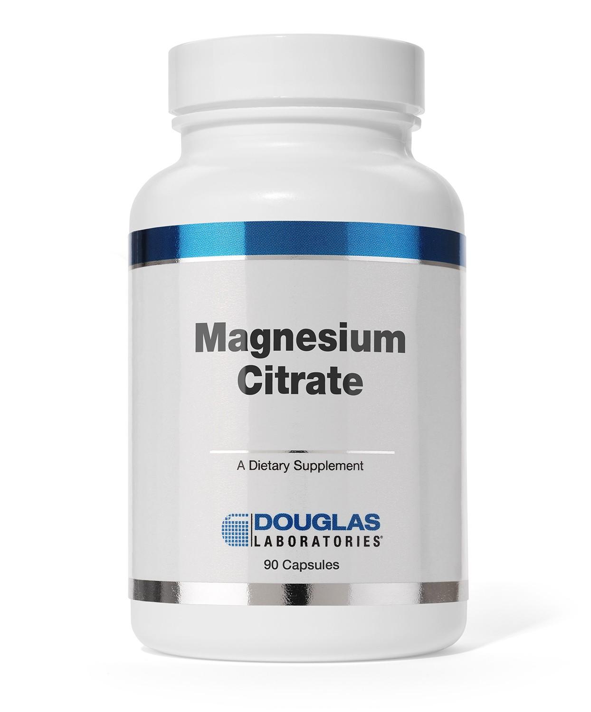 Douglas Laboratories, Citrato di magnesio, 90 capsule