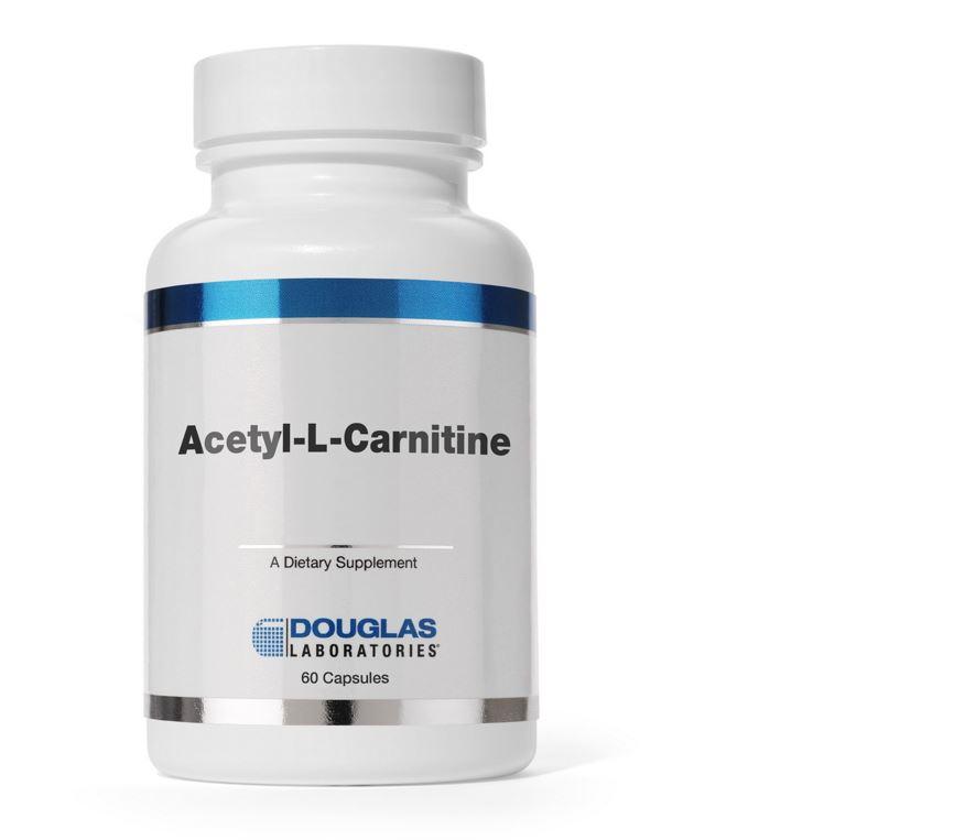 Acetyl L Carnitine (60 capsules) Douglas Laboratories