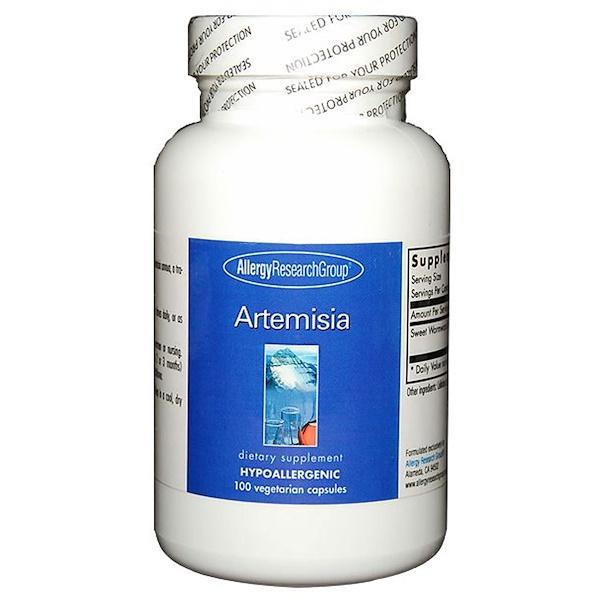 Artemisia 100 Veggie Caps Allergy Research Group