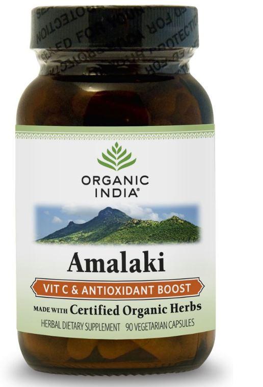 Image of Amalaki (90 Veggie Caps) - Organic India 0851469000717