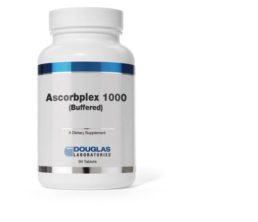 Ascorbplex ® 1000 Buffered) (180 compresse) Douglas Laboratories