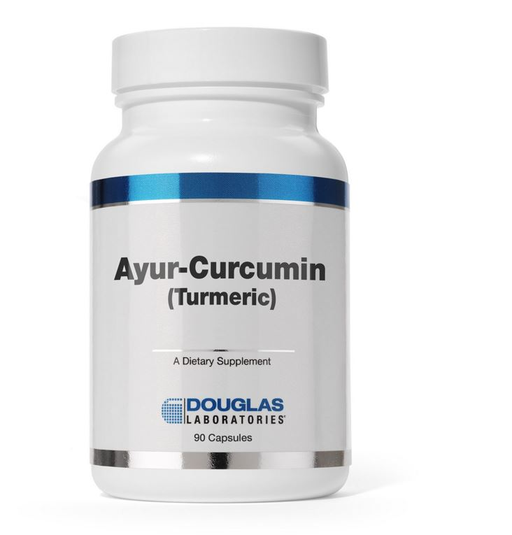 Ayur curcumina Cap Turmuric (90 capsule) Douglas Laboratories