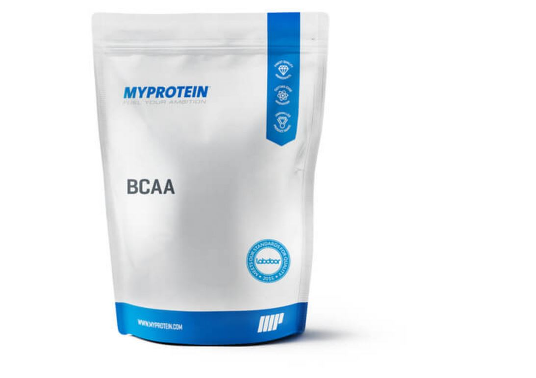 Image of BCAA Branched Chain Amino Acids - 250G - MyProtein 5055534302194