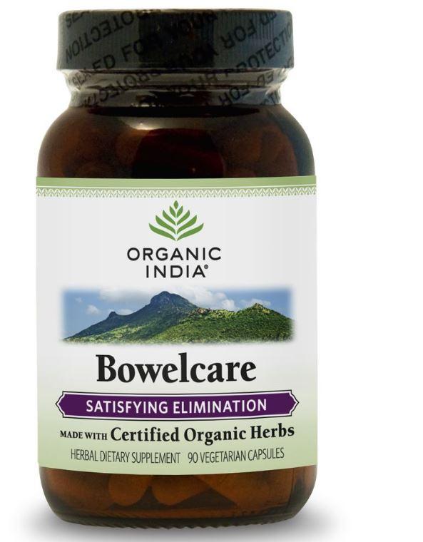 BowelCare (90 Veggie Caps) Organic India