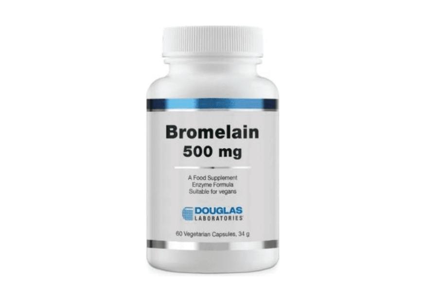 Image of Bromelaïne (60 Capsules) - Douglas Laboratories 8713975904786