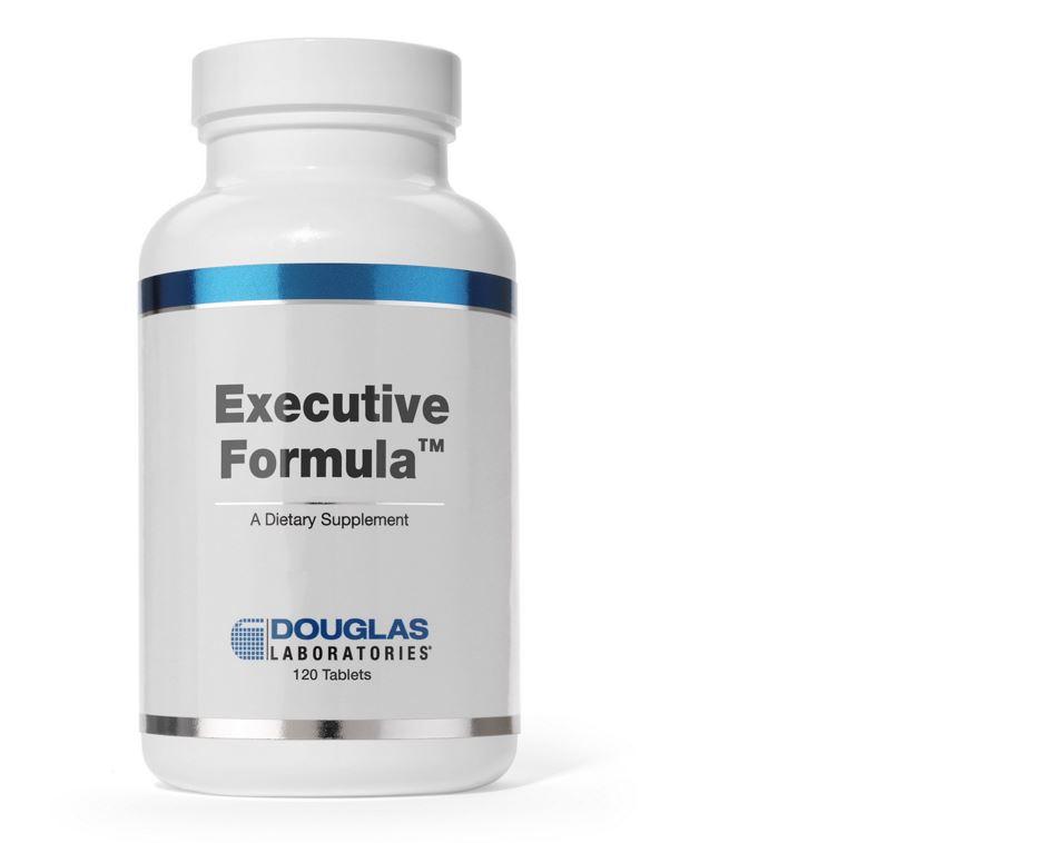 Formula Executive Stress ™ (120 compresse) Douglas laboratories
