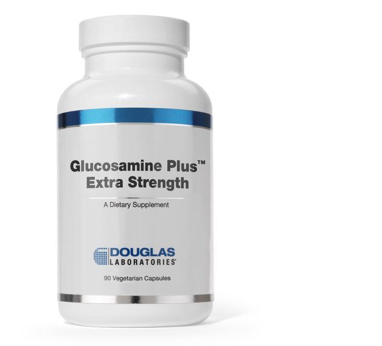 Image of Glucosamine Plus ExtraStrength™ V-Cap (90 vegetarian capsules) - Douglas Laboratories 8713975999478