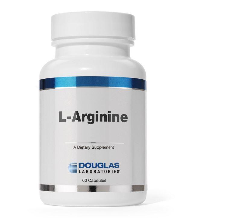 L arginina 500 mg (60 capsule) Douglas Laboratories