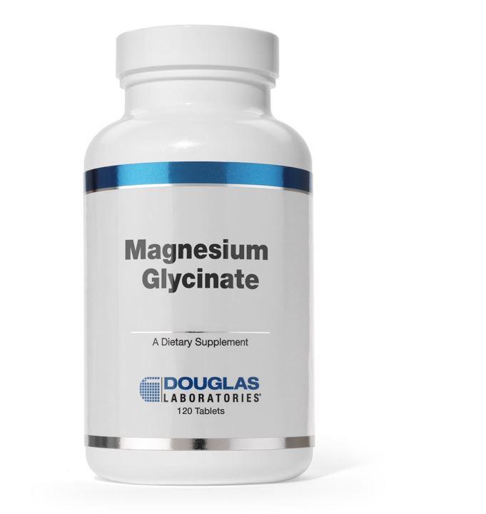 Magnesio glicinato (120 compresse) Douglas Laboratories