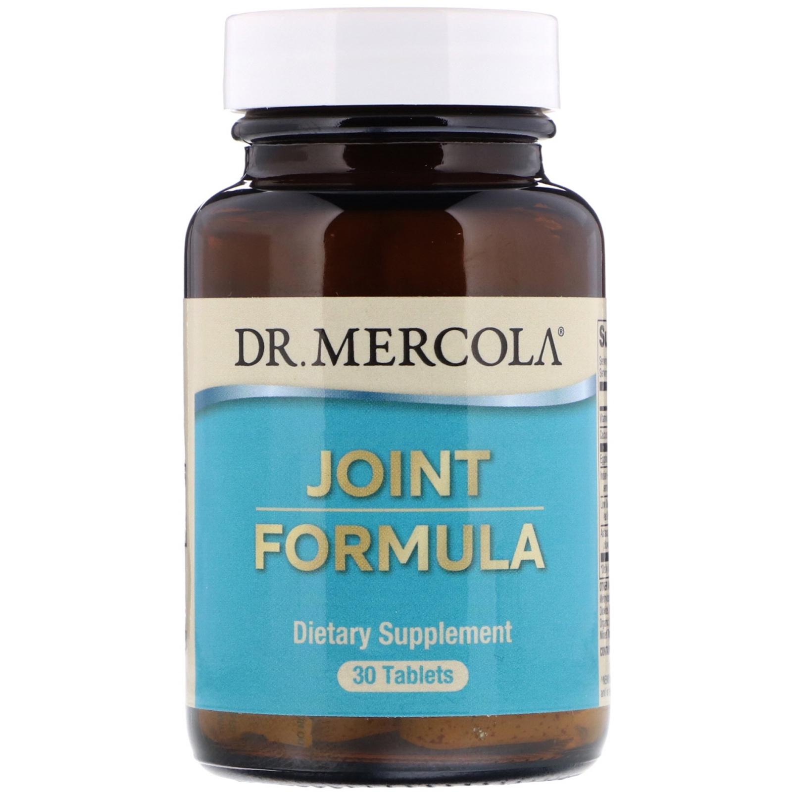 Image of Dr. Mercola, Formula congiunta con HA plus BiovaFlex, 30 Capsules 0813006012508