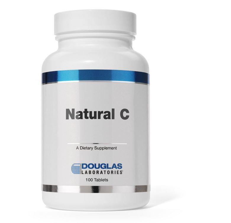 Image of Naturale C 1000 mg -100 compresse - Douglas Laboratories 8713975991410