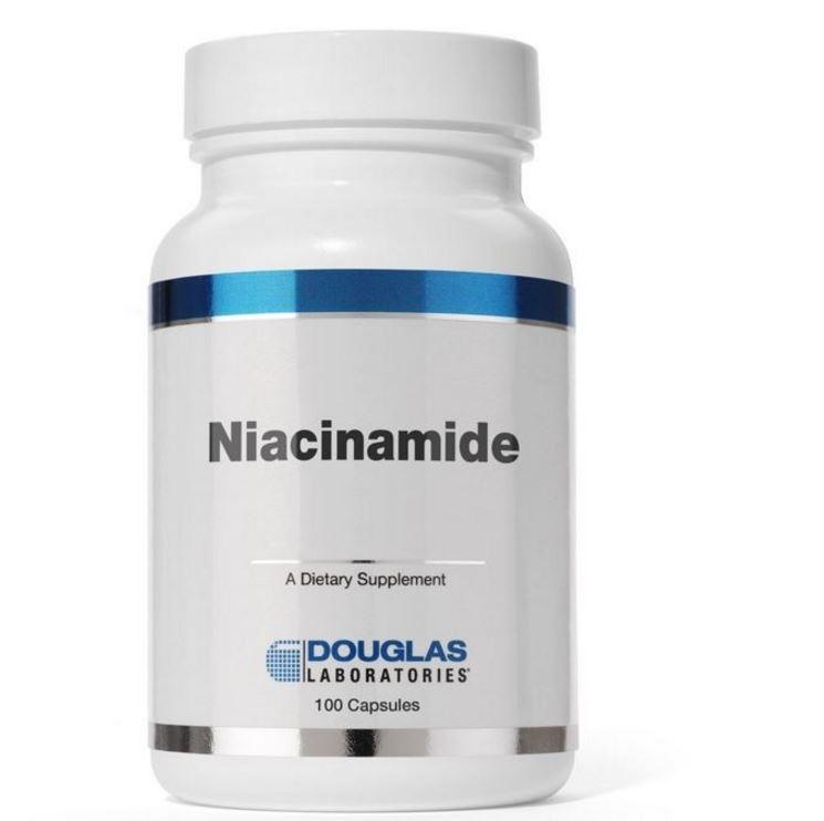 Niacinamide 100 capsule Douglas Laboratories