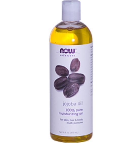 Image of Olio di jojoba (473 ml) - Now Foods 0733739077189