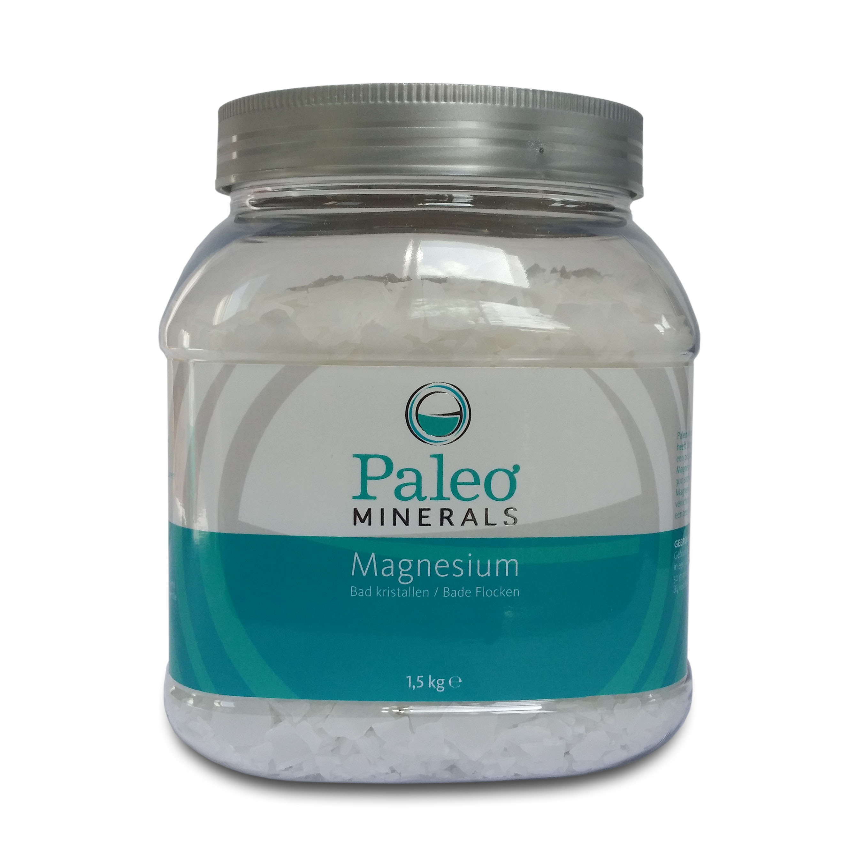Image of Magnesium bath flakes (7,8 lb) - Paleo Minerals 8717473098848