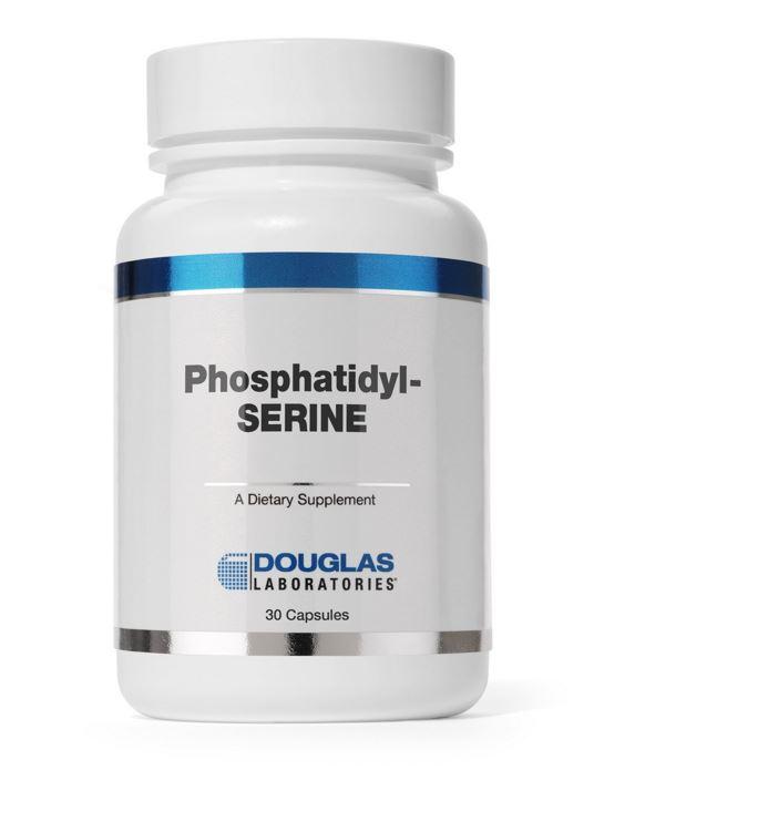 Image of Fosfatidil serina Caps - 60 capsule - Douglas Laboratories 8713975911616