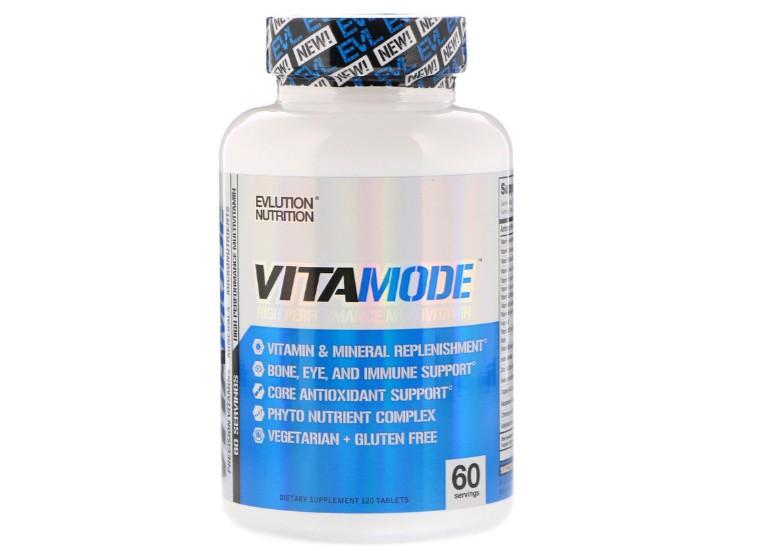 Image of VitaMode (120 Tablets) - EVLution Nutrition 0682055552415