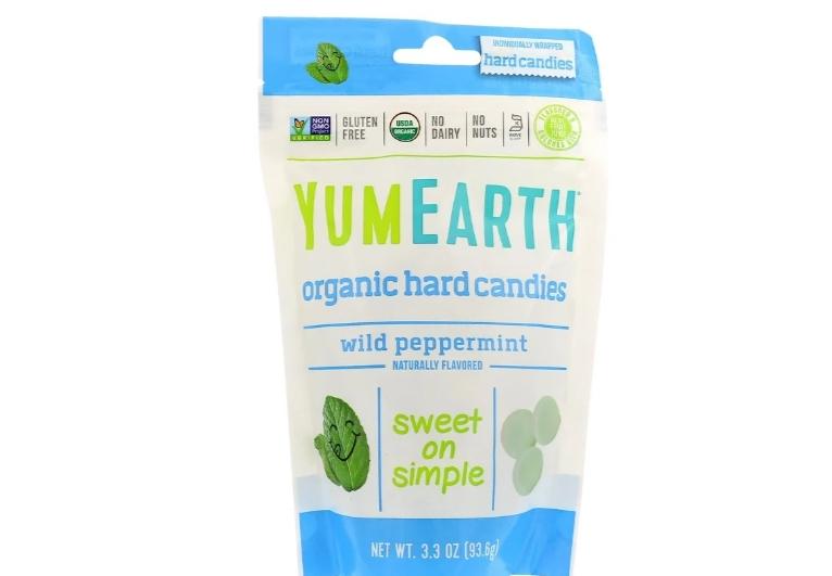Yummy Earth, Organic Vitamin C Drops, Anti Oxifruits, 3.3 oz (93.5 g)